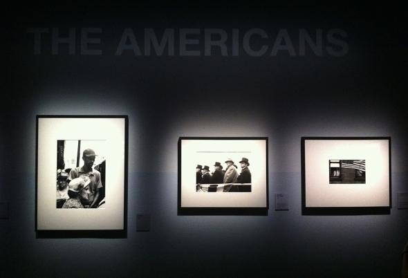 Robert Frank - The Amircans