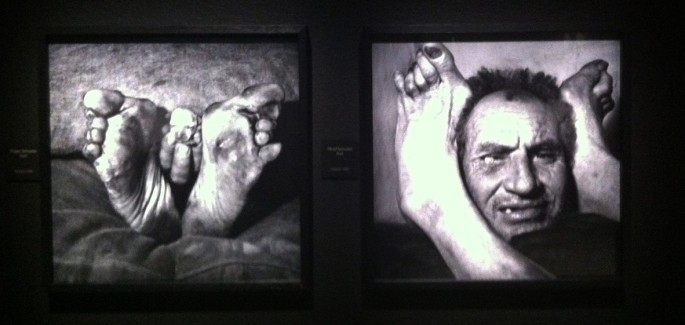 Roger Ballen på Fotografiska Muséet