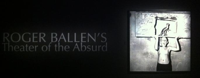 Roger Ballen på Fotografsika Muséet