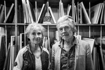 Karin och Marc Broos