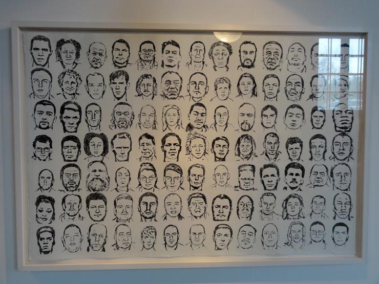 PorträttSkisserAvlidna