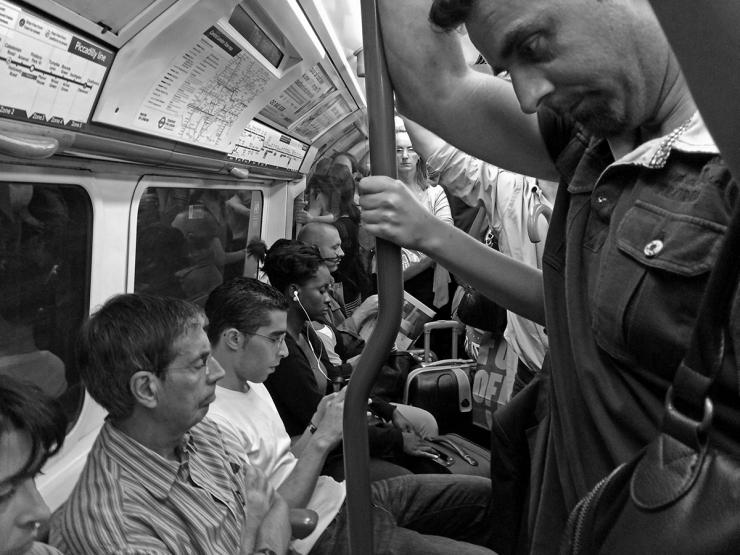 Inside the Tube