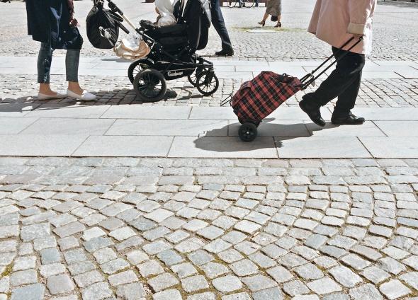 Generations walk