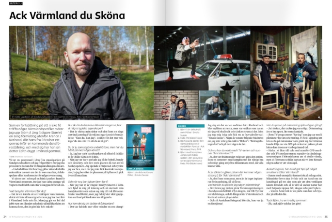 Interview Bjorn Andersson Ling