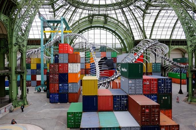 Monumenta 2016 - Grand Palais Paris