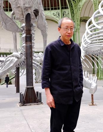 Huang Yong Ping - Monumenta 2016