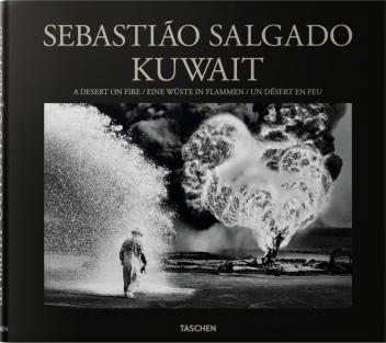 Kuwait . A desert on fire - Sebastião Salgado