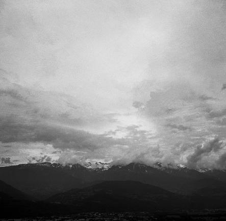 Les Alpes - Belledonne
