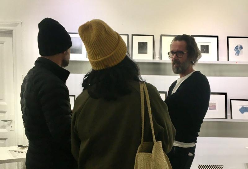 Vernissage - Alternativt fotografi hos Galleri Värmland 32 oktober